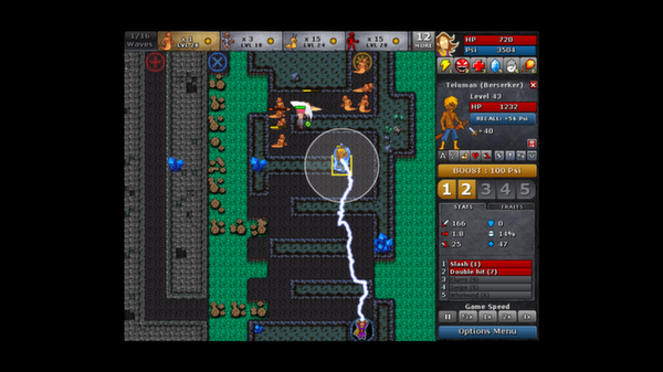 Defender's Quest: Valley of the Forgotten Captura 3