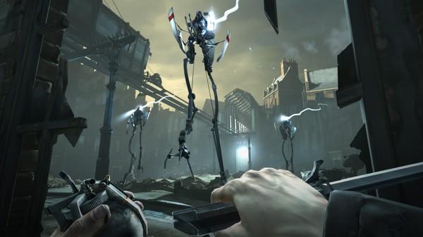 Скриншот №1 к Dishonored - Void Walker Arsenal