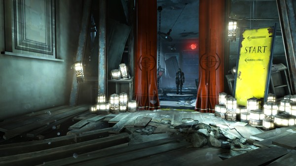 Скриншот №1 к Dishonored Dunwall City Trials