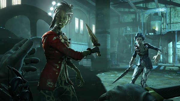 Скриншот №3 к Dishonored The Brigmore Witches