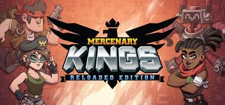 Mercenary Kings: Reloaded Edition Cover Image