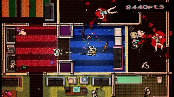 Скриншот №5 к Hotline Miami