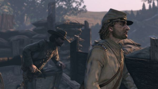 Скриншот №4 к Call of Juarez Bound in Blood
