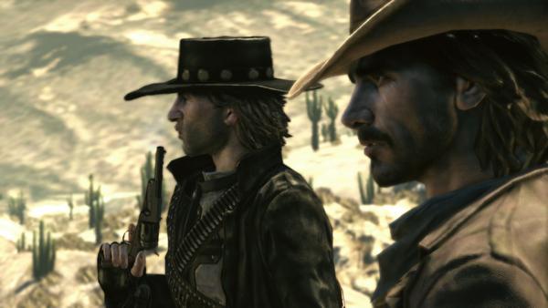 Скриншот №6 к Call of Juarez Bound in Blood
