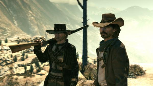 Скриншот №8 к Call of Juarez Bound in Blood