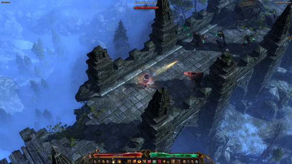 Скриншот №2 к Grim Dawn