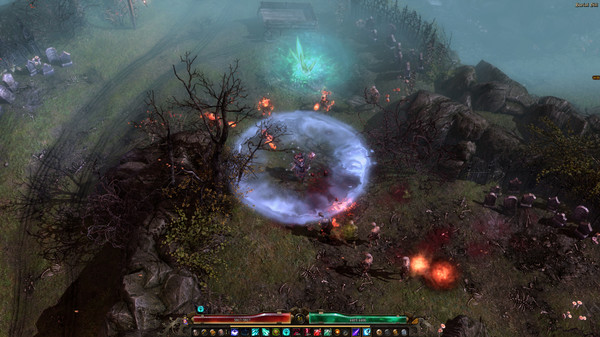 Скриншот №19 к Grim Dawn