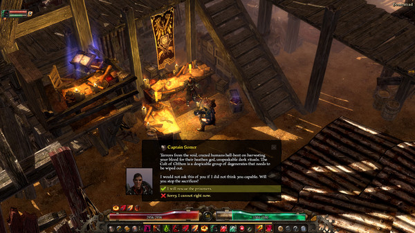 Скриншот №17 к Grim Dawn