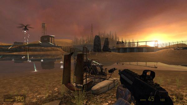 скриншот Half-Life 2 0