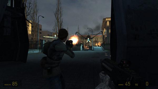 скриншот Half-Life 2 1