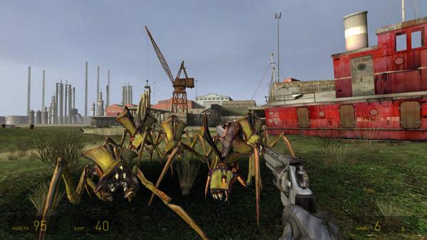скриншот Half-Life 2 2