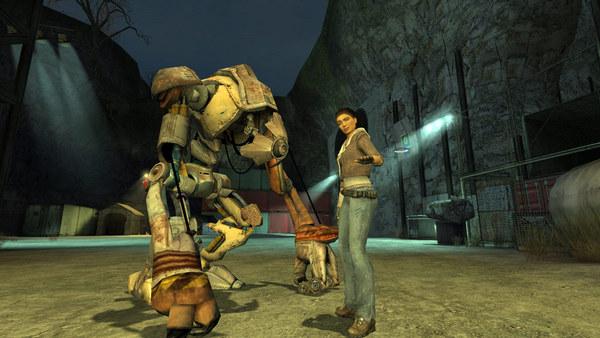 Half-Life 2 (HL2) скриншот
