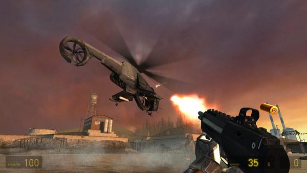 скриншот Half-Life 2 4