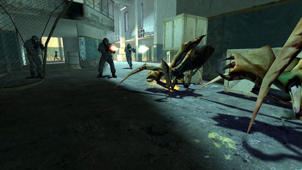 скриншот Half-Life 2 5