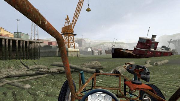 Скриншот №8 к Half-Life 2