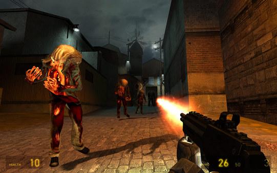 Скриншот №9 к Half-Life 2