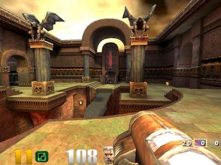 Скриншот №1 к Quake III Arena