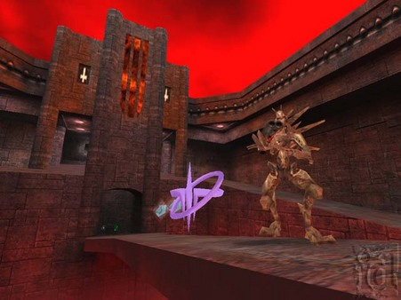 Скриншот №2 к Quake III Arena