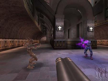 Скриншот №3 к Quake III Arena