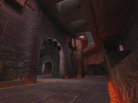 Скриншот №4 к Quake III Arena