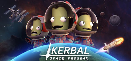Kerbal Space Program Cover Image