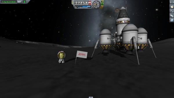 Скриншот №6 к Kerbal Space Program