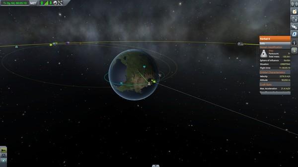 Скриншот №3 к Kerbal Space Program