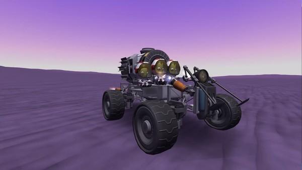 Скриншот №1 к Kerbal Space Program