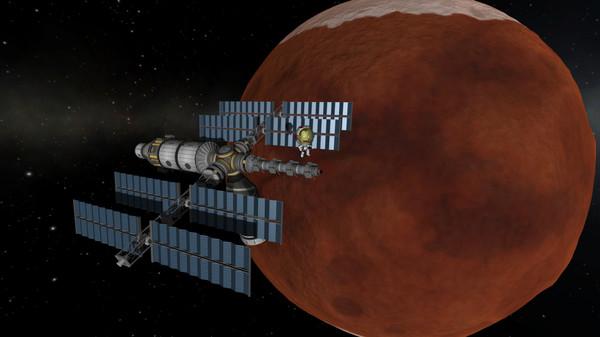 Скриншот №8 к Kerbal Space Program