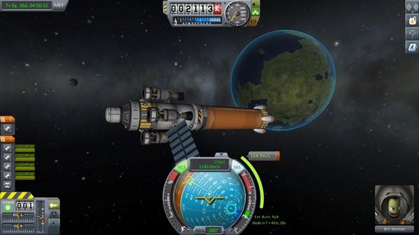 Kerbal Space Program скриншот