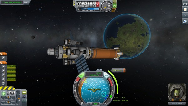 Скриншот №9 к Kerbal Space Program