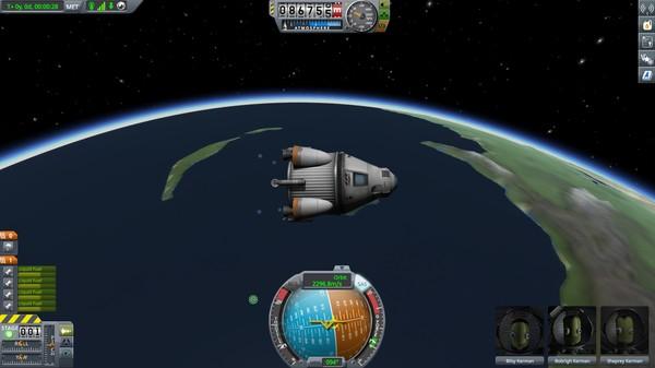 Скриншот №4 к Kerbal Space Program