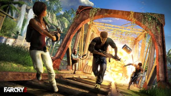 Скриншот №6 к Far Cry 3
