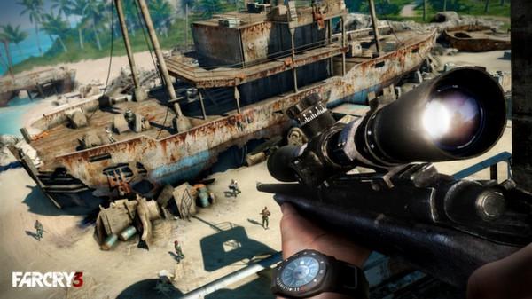 Скриншот №15 к Far Cry 3