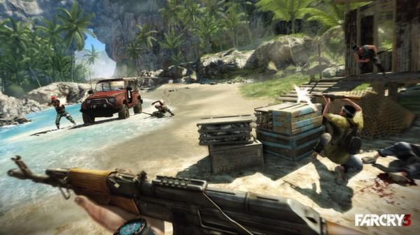 Скриншот №17 к Far Cry 3