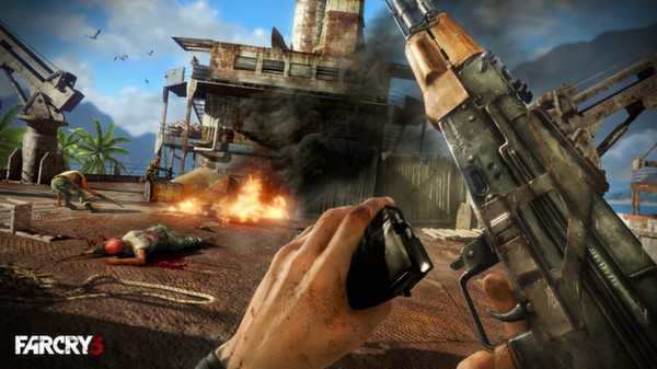 Скриншот №8 к Far Cry 3