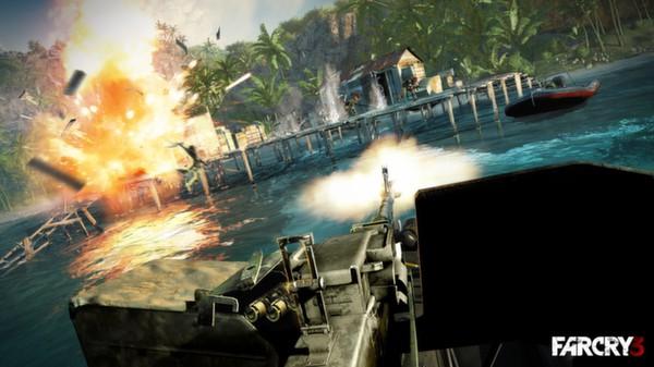 Скриншот №11 к Far Cry 3
