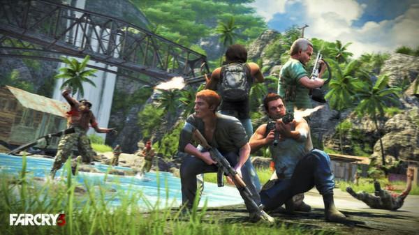 Скриншот №4 к Far Cry 3