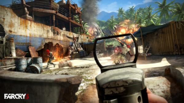 Скриншот №14 к Far Cry 3