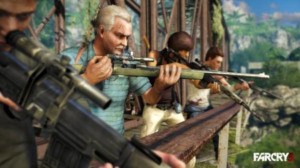 Скриншот №3 к Far Cry 3