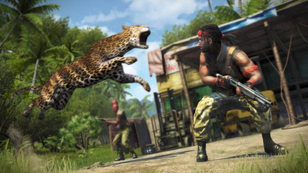 Far Cry 3 скриншот