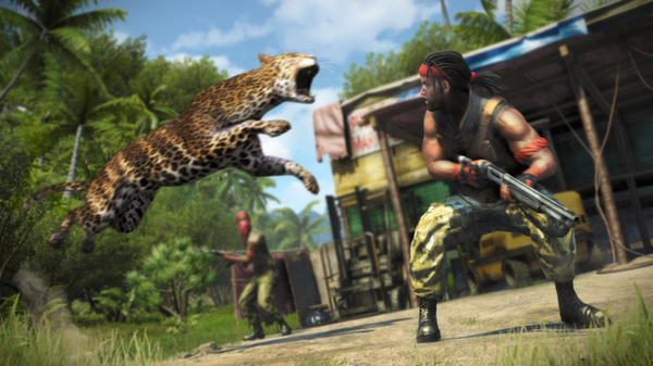 Скриншот №1 к Far Cry 3