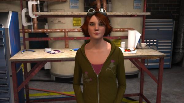 скриншот Nancy Drew: The Deadly Device 3
