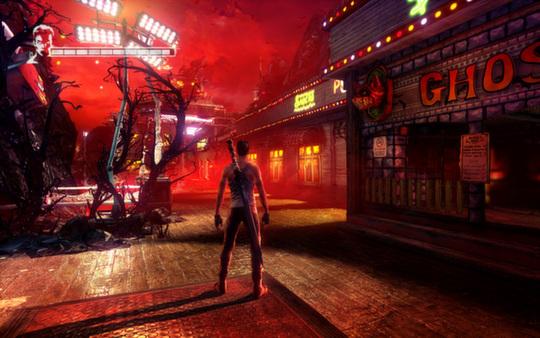 Скриншот №6 к DmC Devil May Cry