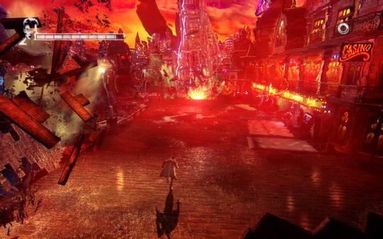 Скриншот №10 к DmC Devil May Cry