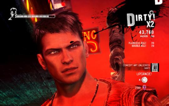 Скриншот №13 к DmC Devil May Cry