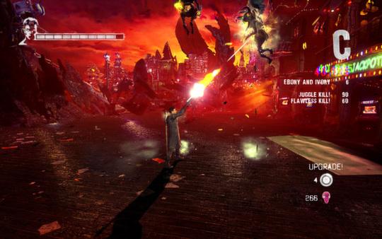 Скриншот №11 к DmC Devil May Cry