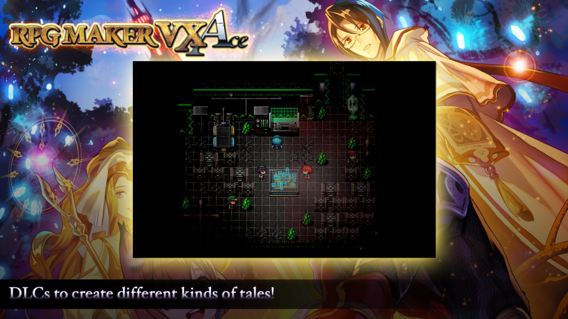 KHAiHOM.com - RPG Maker VX Ace