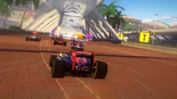 скриншот F1 Race Stars - Europe Track DLC 5