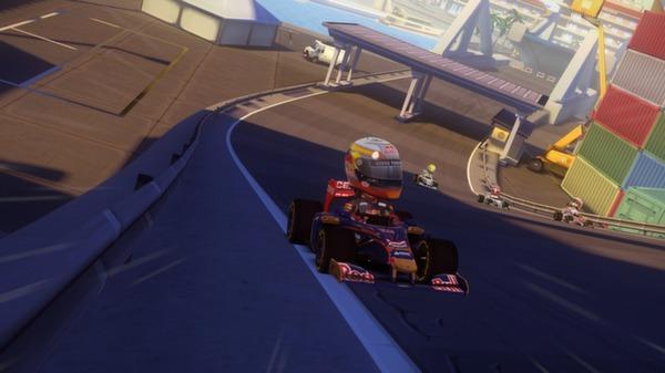 скриншот F1 Race Stars - Europe Track DLC 3